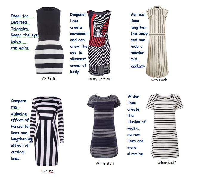 Striped dresses 21
