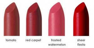 red lipsticks Nov 15