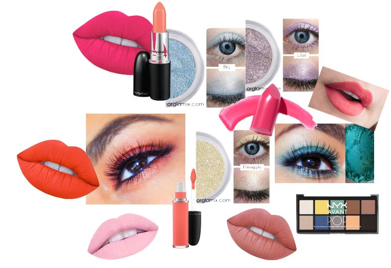 Spring Make-up 2016