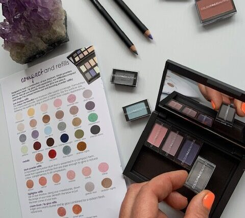 Make Up Palette Party